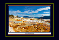 Mammoth Hot Springs Morning II (13x19)